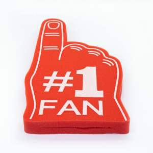 Party Events Cheering Customized Foam Finger