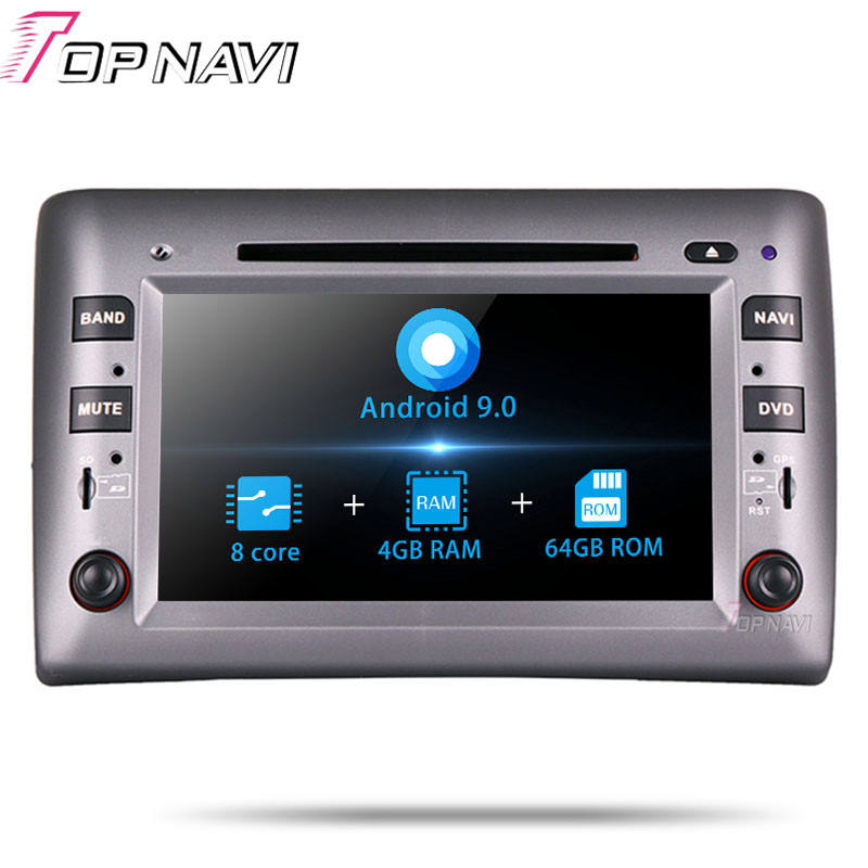 PX5 Octa Core 2 Din Car Radio DVD Player GPS For Fiat Siat 2002 - 2010 Android 9.0 Auto Radio Video 4G 64G Wifi SWC DVR GPS