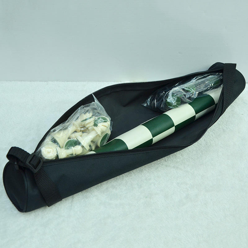 Chess set plastic chess piece with vinyl chess board,a black fabric bag