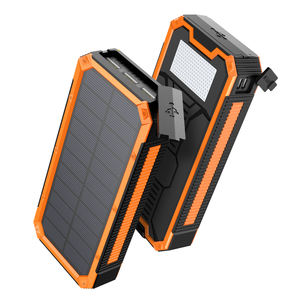 Replace New In One Year High Quality Waterproof Dustproof IP68 Solar Power Bank