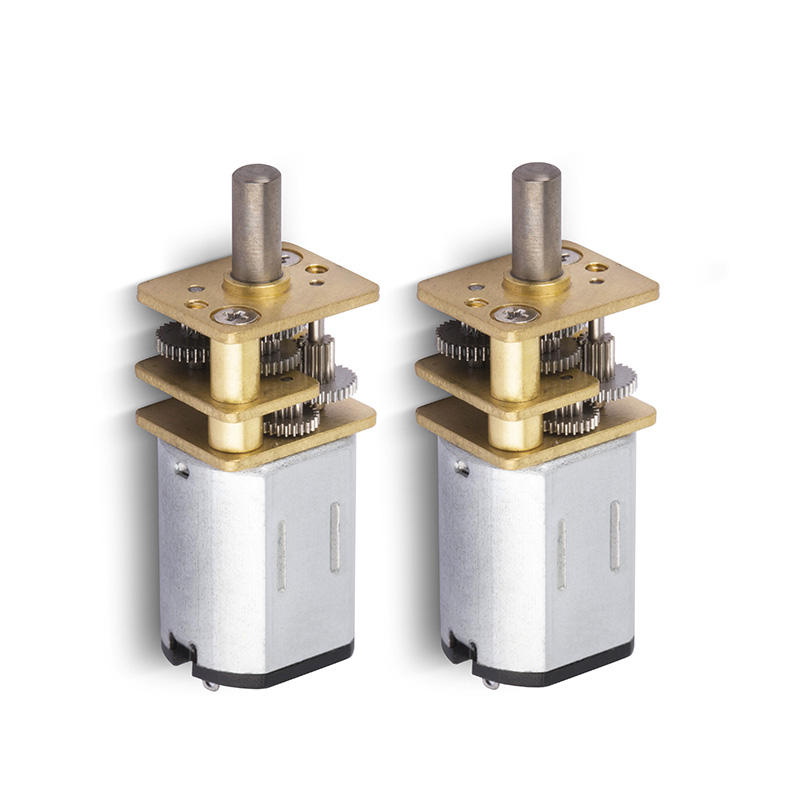 Factory wholesale low rpm dc motor for smart hub lock