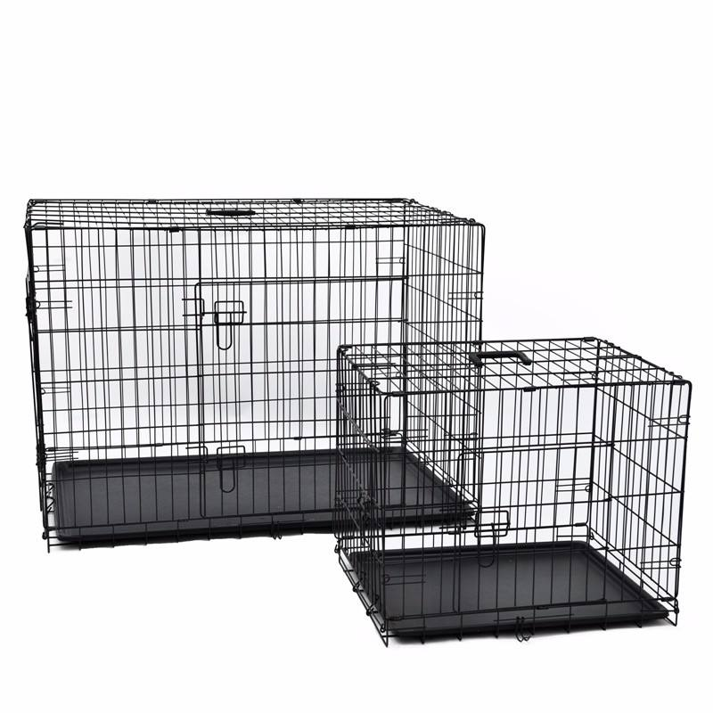 High Quality Enclosure Run Cage Iron Indoor/Outdoor Foldable Playpen Puppy Dog Pet Fence