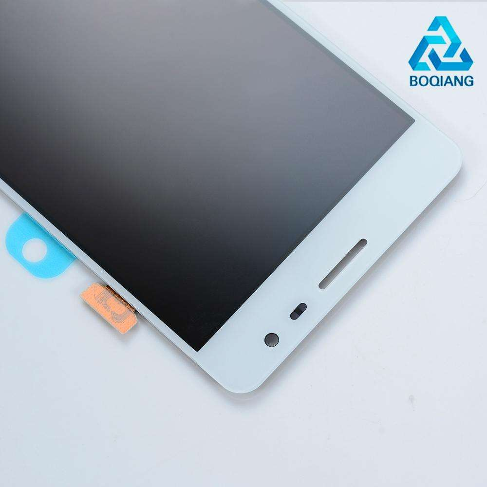 Mobile Phone LCD Screen Display Para Samsung s7 Estrutura Forte dege Tela Sensível Ao Toque LCD, Celulares display LCD *