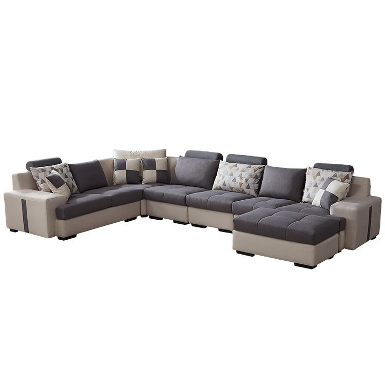 living room L shape cheap price sofa, sectionals