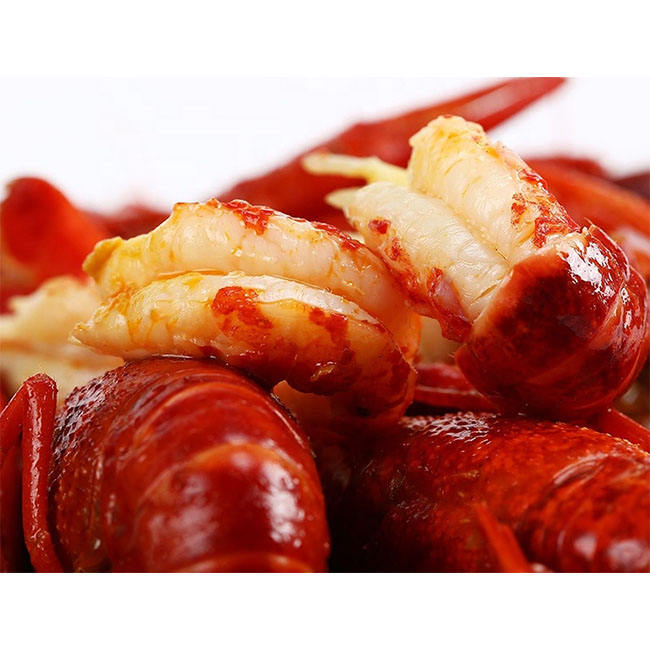 taste whole round live crayfish 20-30g/pc
