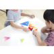 Educational Toys Tangram Montessori Stem Games Jigsaw Puzzle Gel Shapes Autism Sensory Educational Toys Geometric Squidgy Sparkle Jelly Shapes