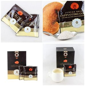 Ganoderma Reishi Mushroom Coffee Cappuccino Reishi Coffee Ganoderma