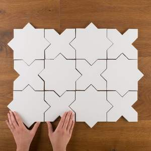 Premium Quality Mosaic - Starry Wall & Floor Tiles - Customizable Water Jet