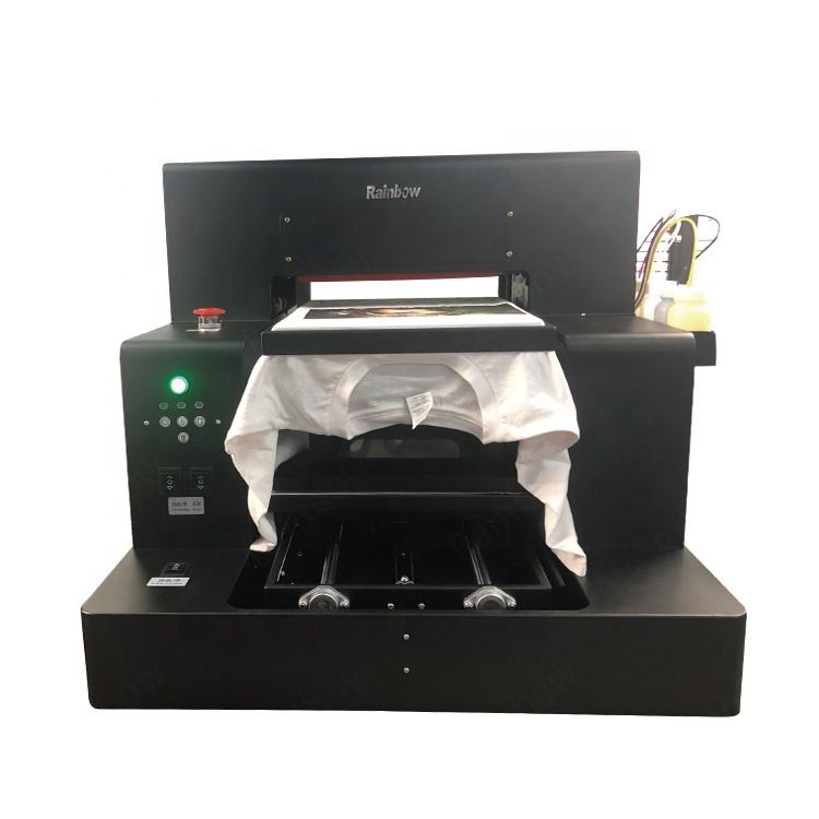 digital textile printing machine t shirt laser printer for sale