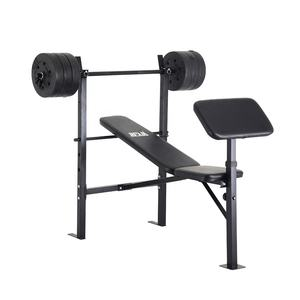 JX Incline and Decline Flat Exercise Adjustable Foldable dumbbell Weight Bench