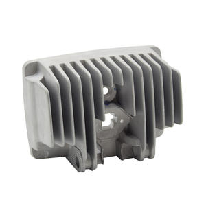 Wholesale OEM Aluminum Shell of Die-Casting Radiator for Auto