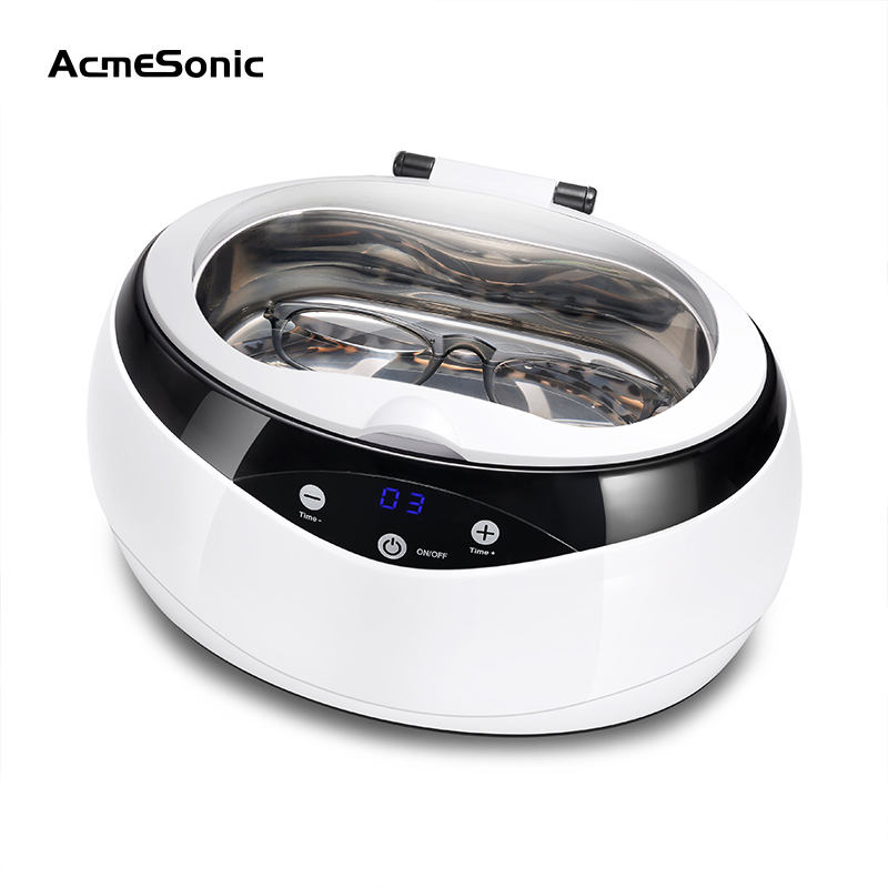 Favourable Price Widespread Mk-182 Metal Parts Ultrasonic Jewelry Cleaner Wholesale 650Ml