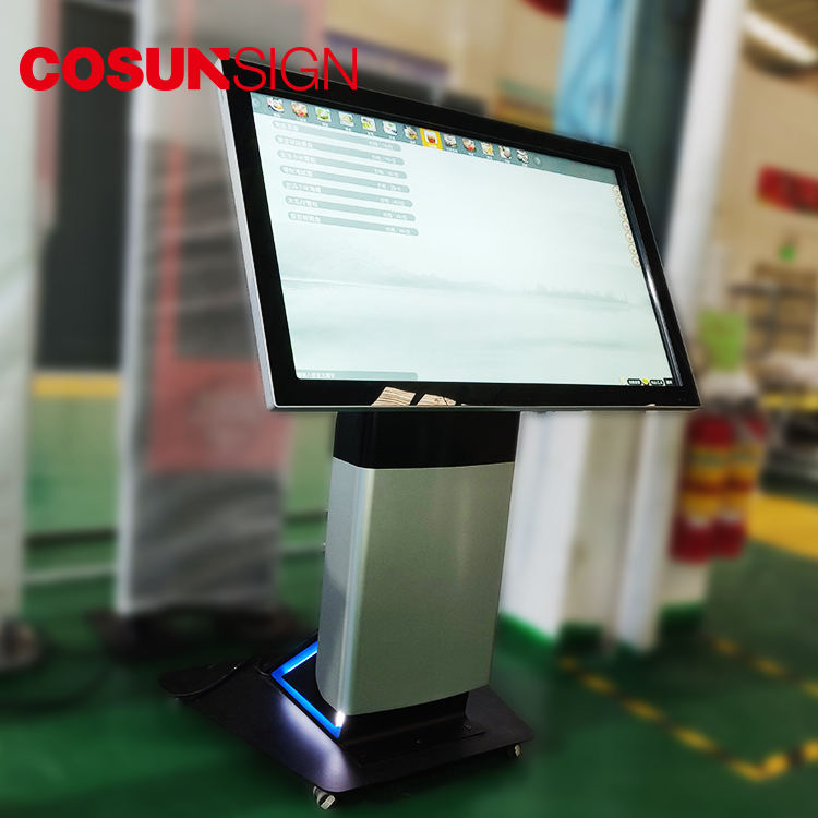 Cosun Dispensador De Cartão Display Digital Led Backlight Tablet Telas Sensíveis Ao Toque Quiosque