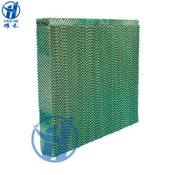 Hr- cooling pad /evaporative system design greenhouse equipment evaporative with high quality