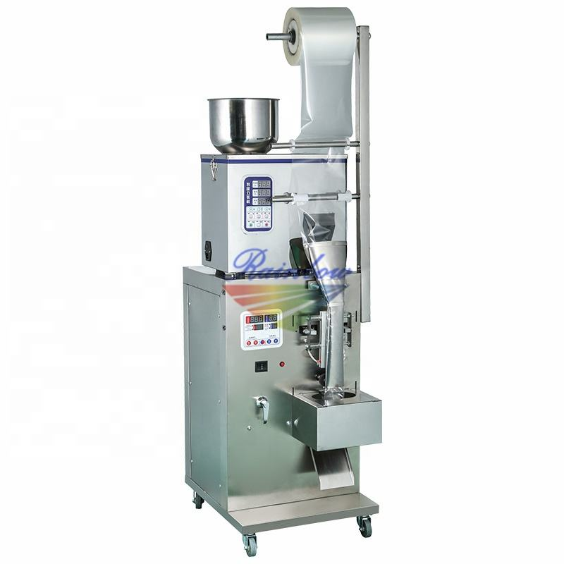 High speed 3 in 1 automatic spices powder filling packing machine