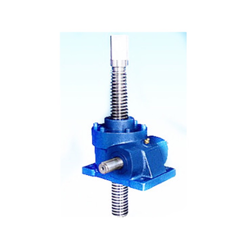 Swl worm bolt lifter jack screw adjuster speed variator parallel shaft helical gearbox swl bevel gear screw jack worm gear