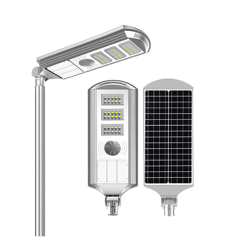 Price for Outdoor All In One Solar Street Lamp30W 40W 50W 60W Integrated Led Solar Street Light