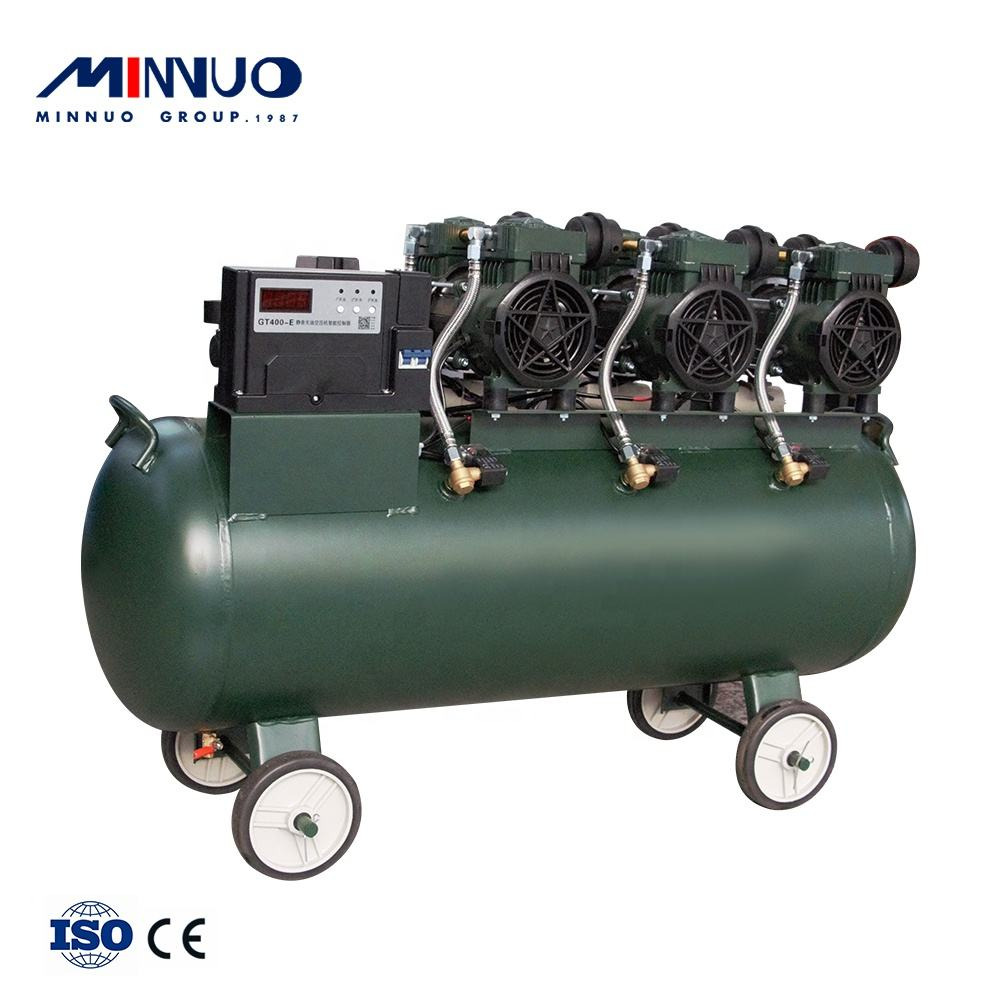 Oil Free High Pressure Small Piston Rocking Portable Air Compressor For General Industrial Factory With Good Quality