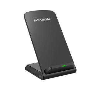 10w Wireless Charger Quick Charge 2.0 Fast Charging stand for iPhone 12 pro max XS XR Samsung note 10 5V/2A & 9V/1.67A