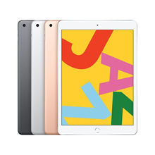 In Stock Brand New 10.2 inch for apple ipad 7th gen Original WiFi 128GB  Unlocked- Silver with Box and Warranty