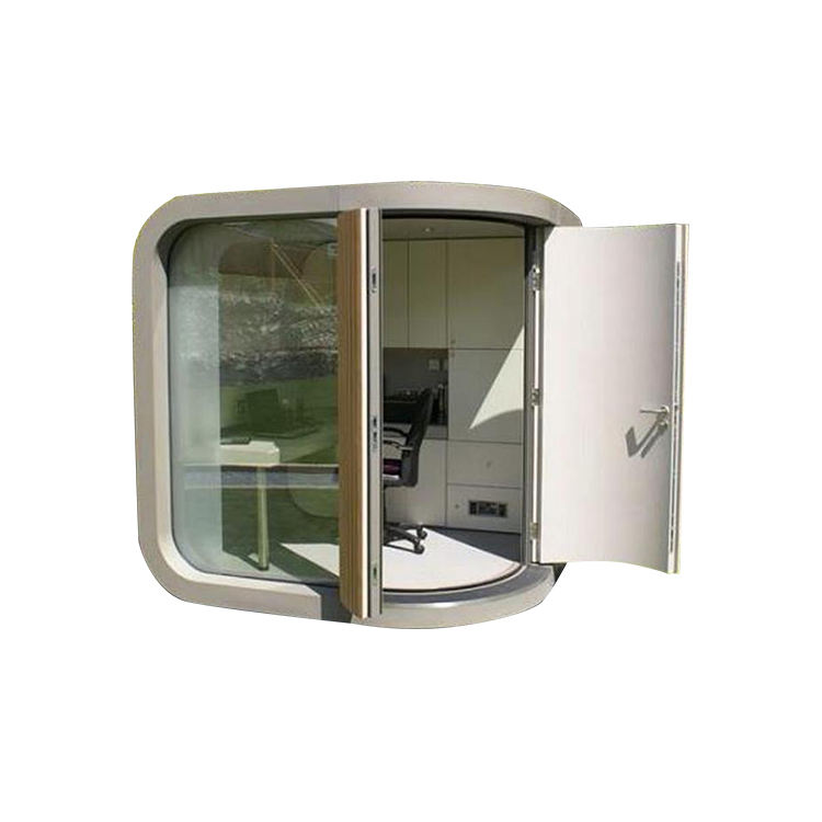 Popular stylish soundproof 38-45 dB Typhoon 13 modular garden cottage