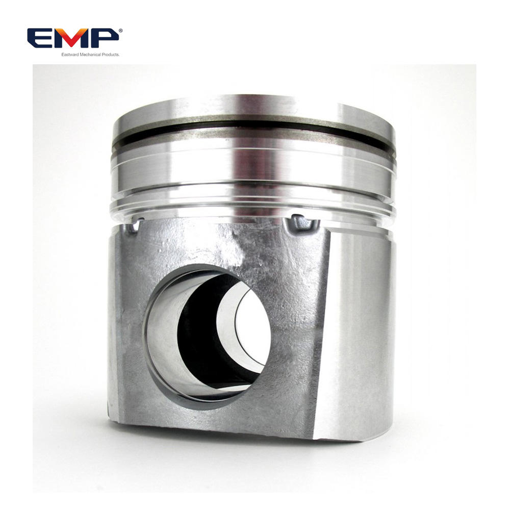 Custom Made Precise Carbon Steel Piston Of Diesel Engine By Drawing