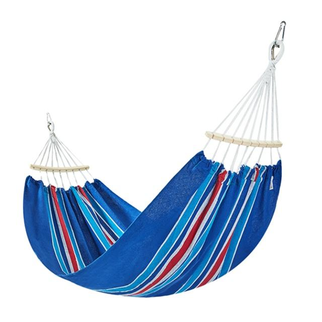 Factory Supplier High Quality Outdoor Lightweight and Breathable Double Hammock