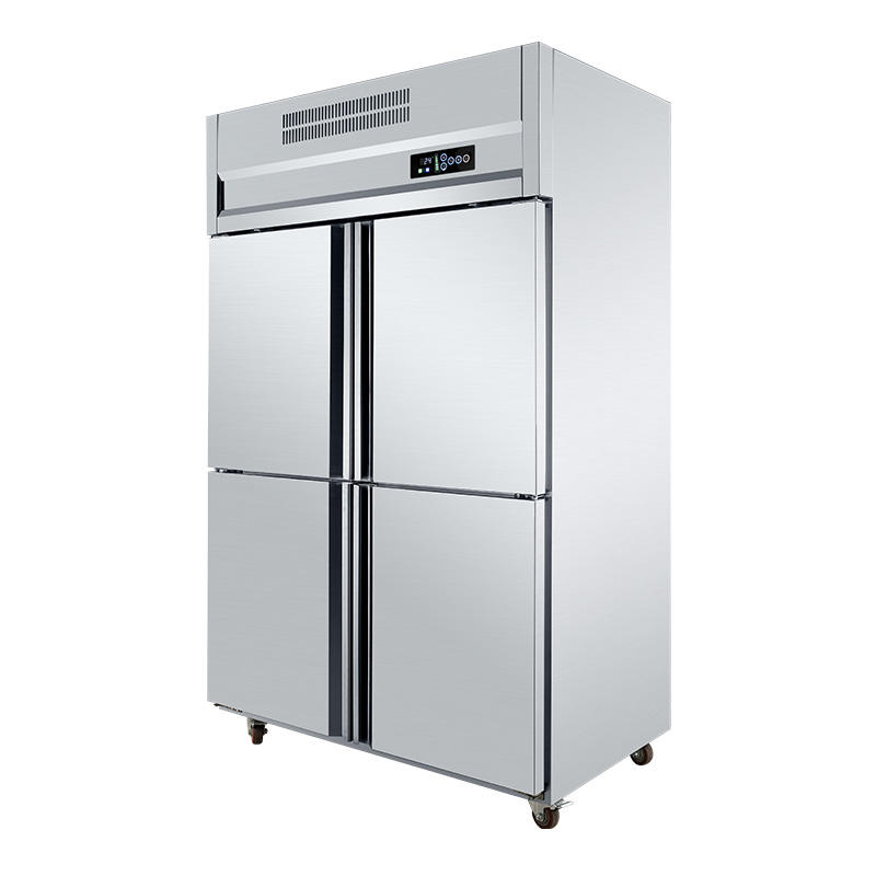 Ristorante <span class=keywords><strong>4</strong></span> porte in acciaio inox per uso professionale da cucina <span class=keywords><strong>frigorifero</strong></span>