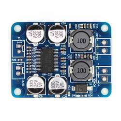 Digital Power Amplifier TPA3118 PBTL Mono Digital Audio Power Amplifier Module DC12V-24V 1X60W Amplifier Board