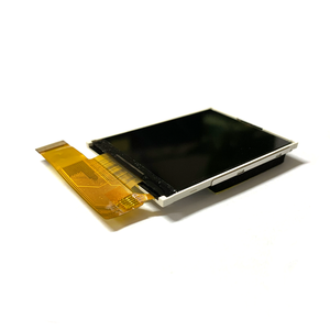 2.4 inch full color 240 x320 TFT LCD display module with MCU interface IC ST7789V 6 oclock