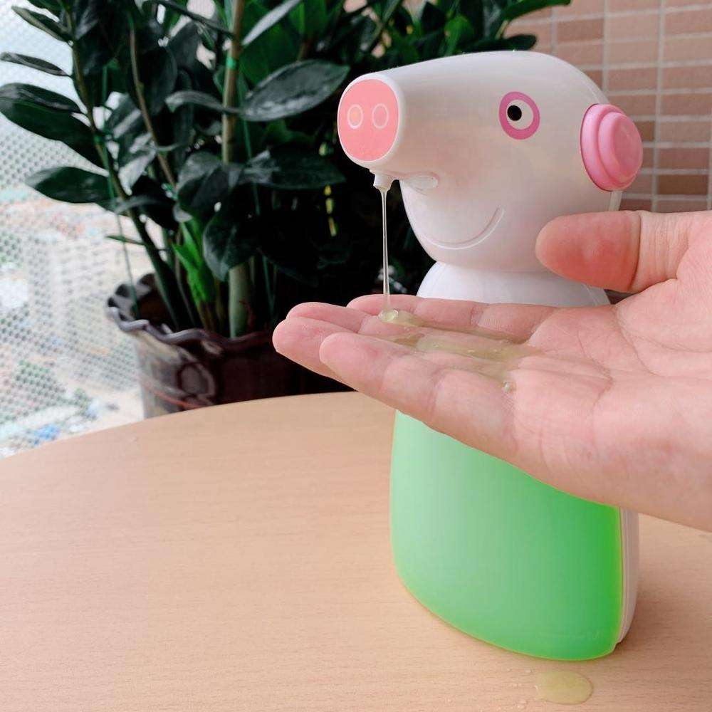 Bathroom Liquid Electric Soap Dispenser , Kitchen Auto Hand Sanitizer Dispenser,Wall Mounted Hands Free Auto Soap Dispenser