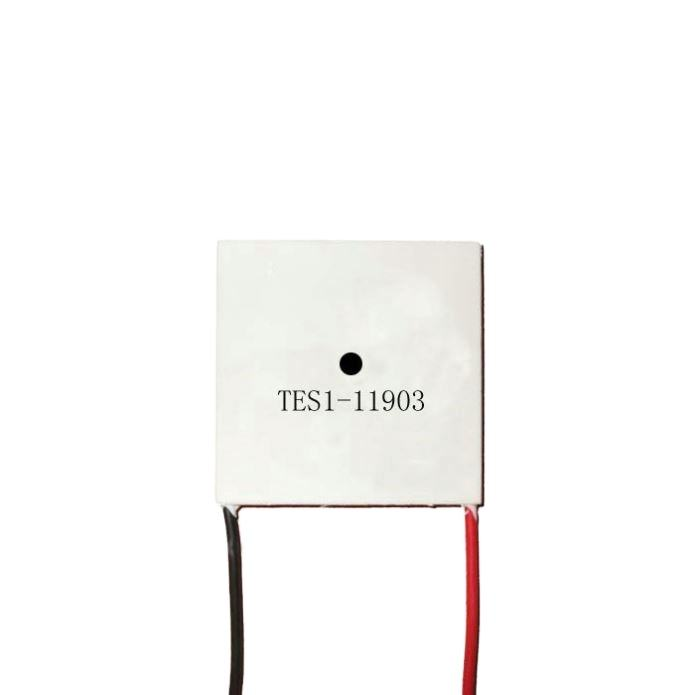 3030 thermoelectric cooler TES1-11903 12V3A limit voltage 14 v hole diameter 5 mm thermoelectric