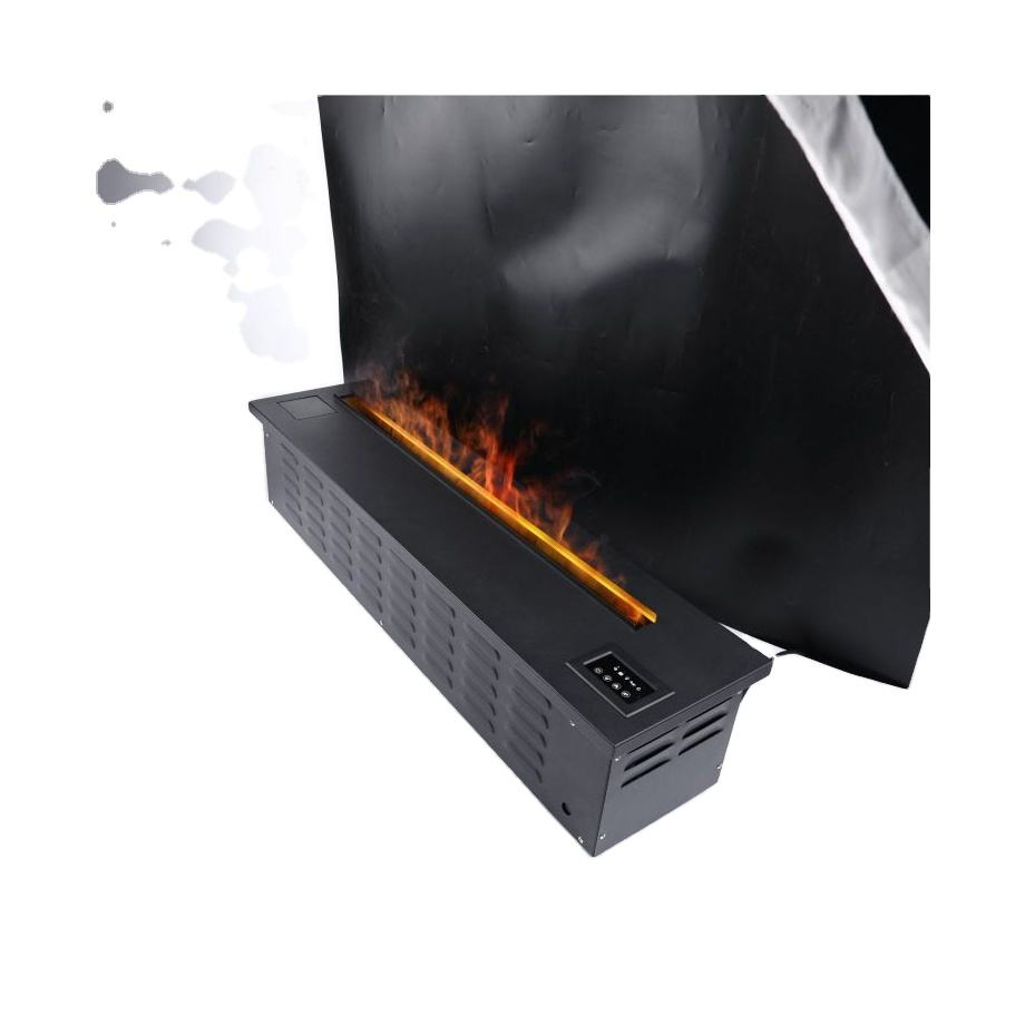 3d Water Vapor Wall Mounted Electric Fireplace Insert For Fireplace