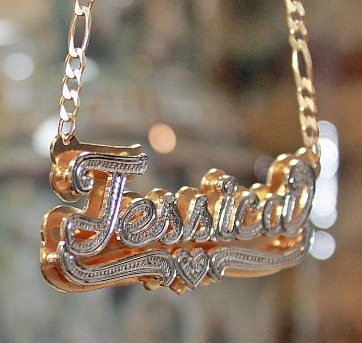 Custom Memory Medallions Solid Jewelry Necklace Pendant Hip Hop Jewelry Dropshipping Cubic Zirconia Gold Chains Necklaces