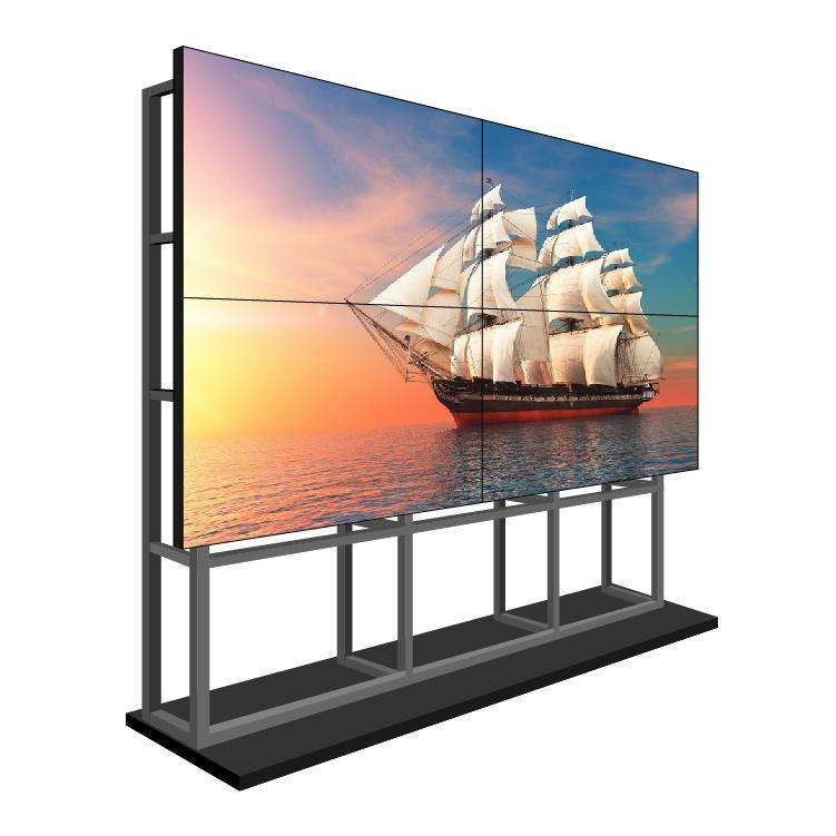 65 pulgadas samsung panel 3,5mm bisel Pared de vídeo de pantalla 4k