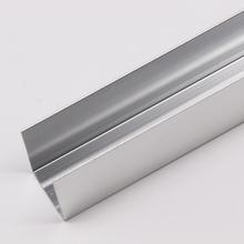 Extrusion Profiles bright dip aquarium aluminum frame