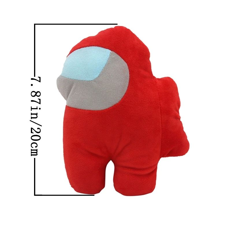 Wholesale Kids Plush Toys Animal Toy Soft Christmas among us Cute Cheap Stuffed Animals