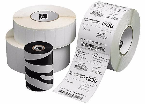Barcode [ White Labels ] Waterproof Barcode Zebra Dymo Printer 4x6 4xl White Sticker Thermal Shipping Address Labels