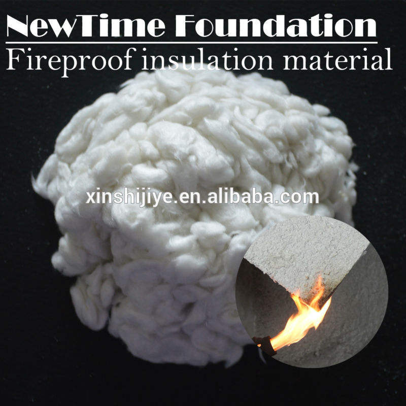 Factory cheap price fire proof thermal insulation rock wool spraying glass wool