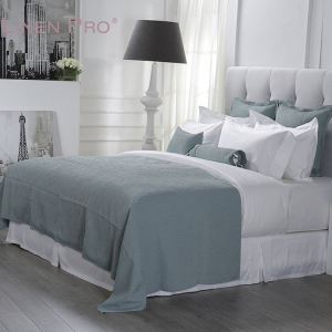 5 Star Hotel Bedroom Linen Sets Bed Sheet 300 Thread Count 100% Cotton Quilt Cover Bedding Set
