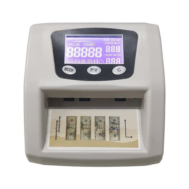 Portable Desktop Counterfeit Money Bill Detector Checker UV WM /&Magnifier