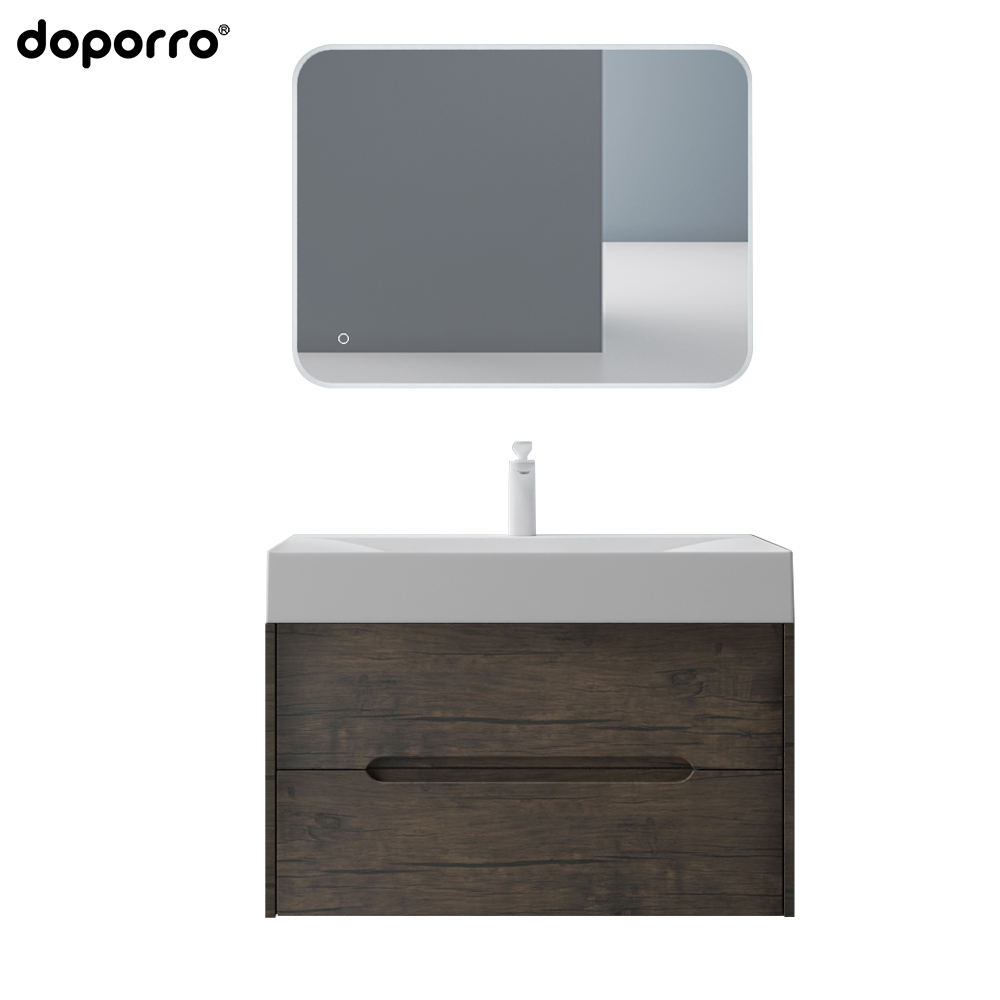 European style luxury vanity modern basin bathroom vanity