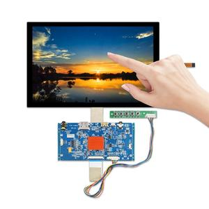 industrial 101 inch tft-lcd panel touch screen 40pin lcd 2k display ips raspberry touchscreen laptop 10 inch driver boards