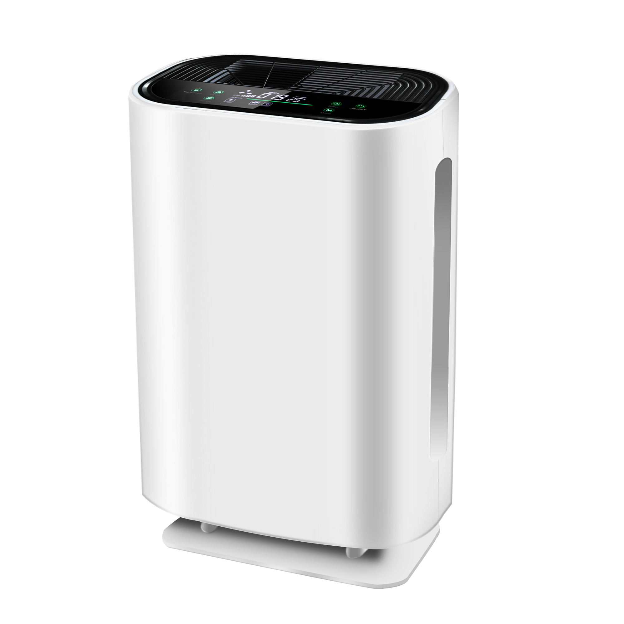 Home Appliances Products Air Purifier PP Pre filter+HEPA+Carbon Air Cleanert Home