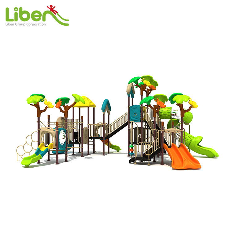 Liben Nature Tree Series Outdoor Park Playground for Kids