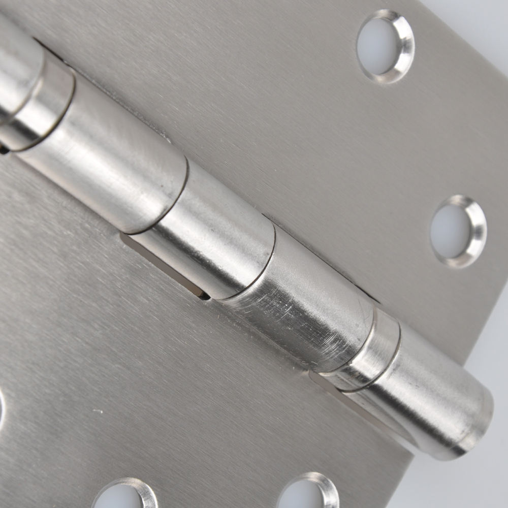 stainless steel cabinet glass door hinge for household