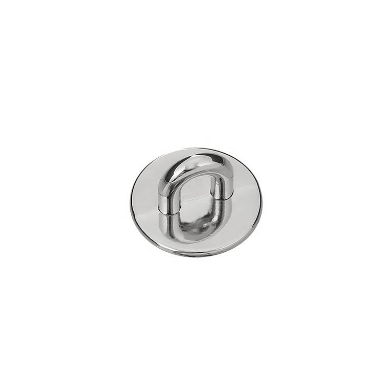 Factory Make Price Fashion Zinc Alloy Snap Round Buttons For Clothes Shirt Button Badge