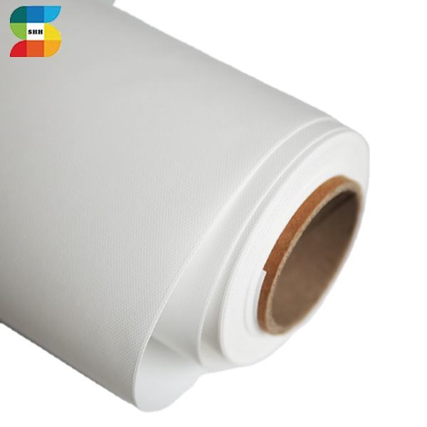 360gsm Primed Polyester Matte Cotton Canvas Paper Roll