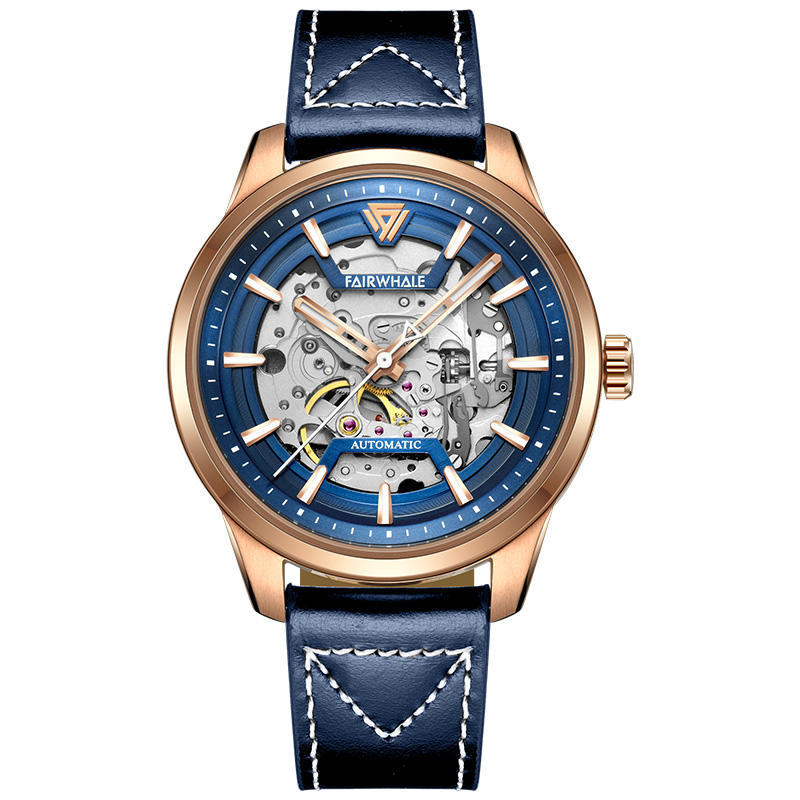 2020 new fashion luxury automatic mechanical regal high quality wristwatches Japan watches for men