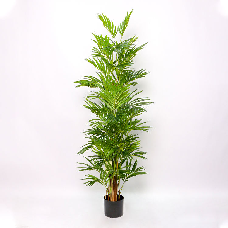 2020 wholesale potted plants 1.6m tall plastic artificial plants